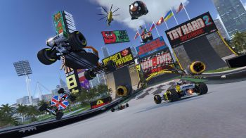 Trackmania Turbo: framerate a confronto su Xbox One e PS4