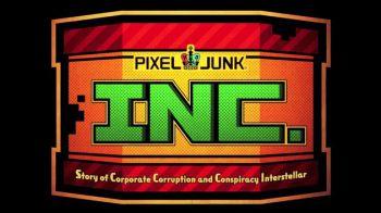 Trailer di debutto per Pixeljunk Inc.