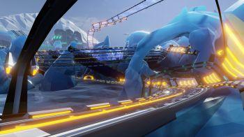 Trailer di debutto per Redout, gioco di corse futuristiche per PC e console