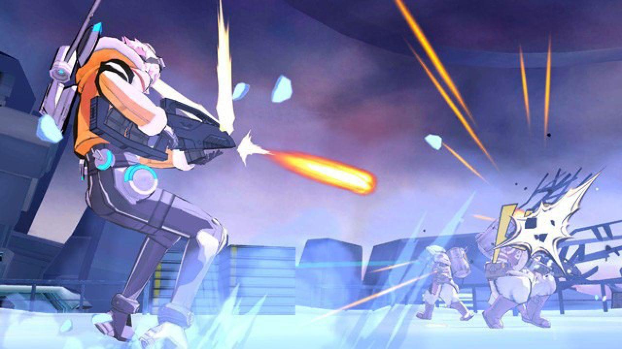 Trailer della versione 3DS di E.X. Troopers