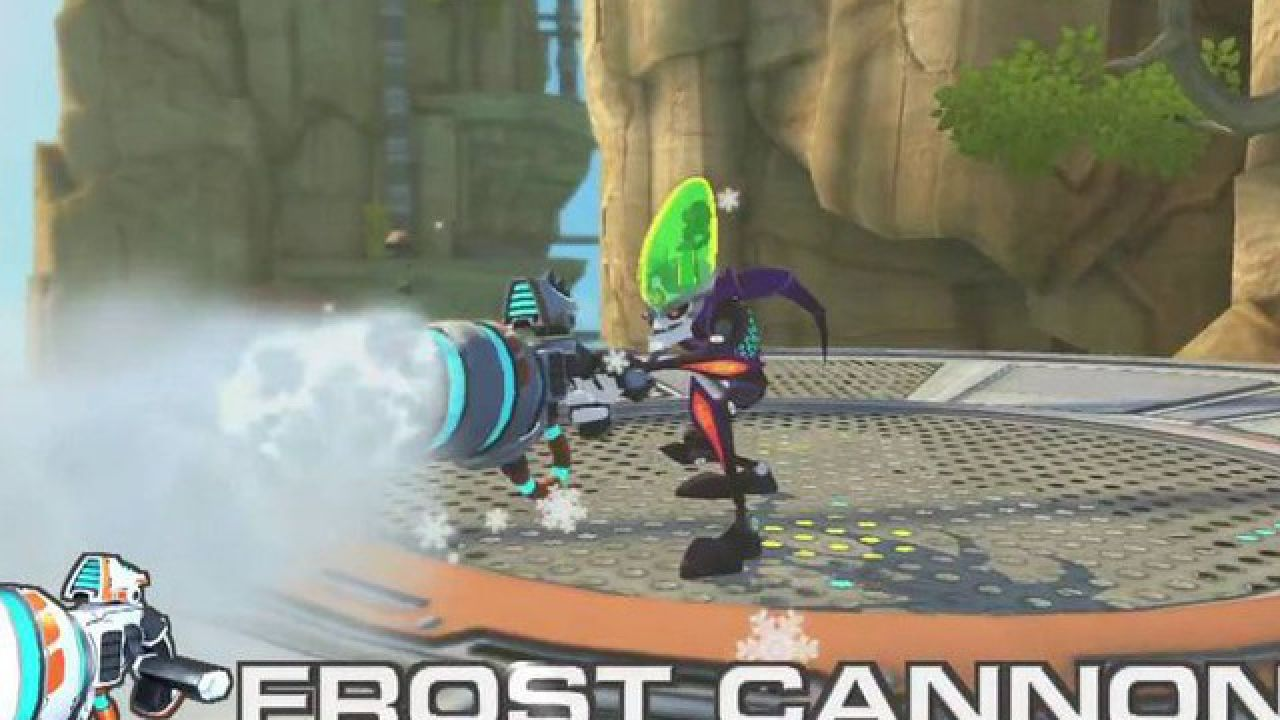 Trailer gamescom di Ratchet & Clank All 4 One