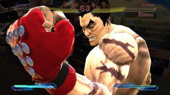 Trailer e immagini per la versione PS Vita di Street Fighter X Tekken
