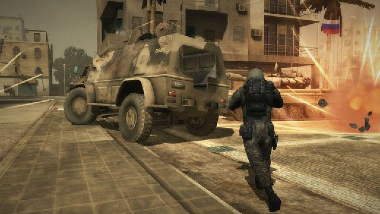 Trailer di lancio per Battlefield Play4Free