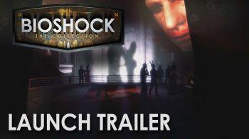 Trailer di lancio per BioShock: The Collection