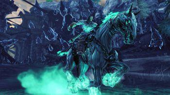 Trailer di lancio per Darksiders II Deathinitive Edition