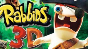 Trailer di lancio per Rabbids 3D