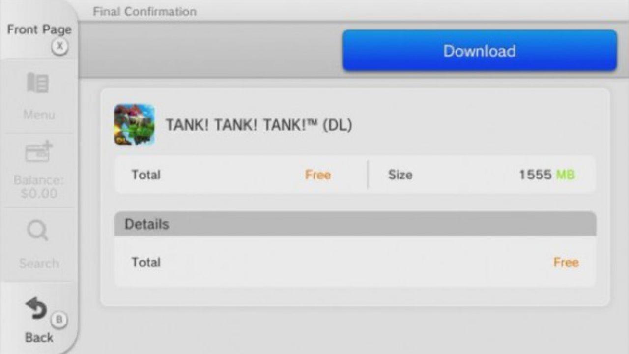 Trailer di lancio per Tank! Tank! Tank!