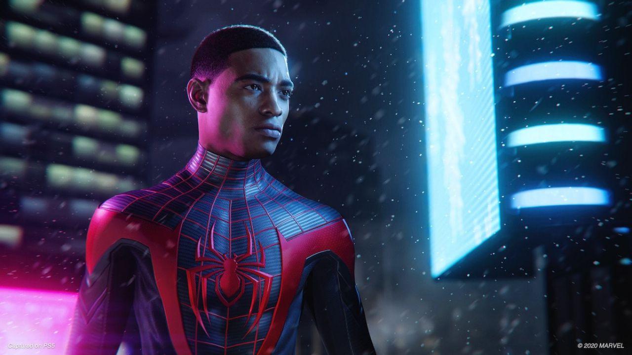 Trailer next-gen: Spider-Man Miles Morales batte Halo Infinite e Horizon Forbidden West