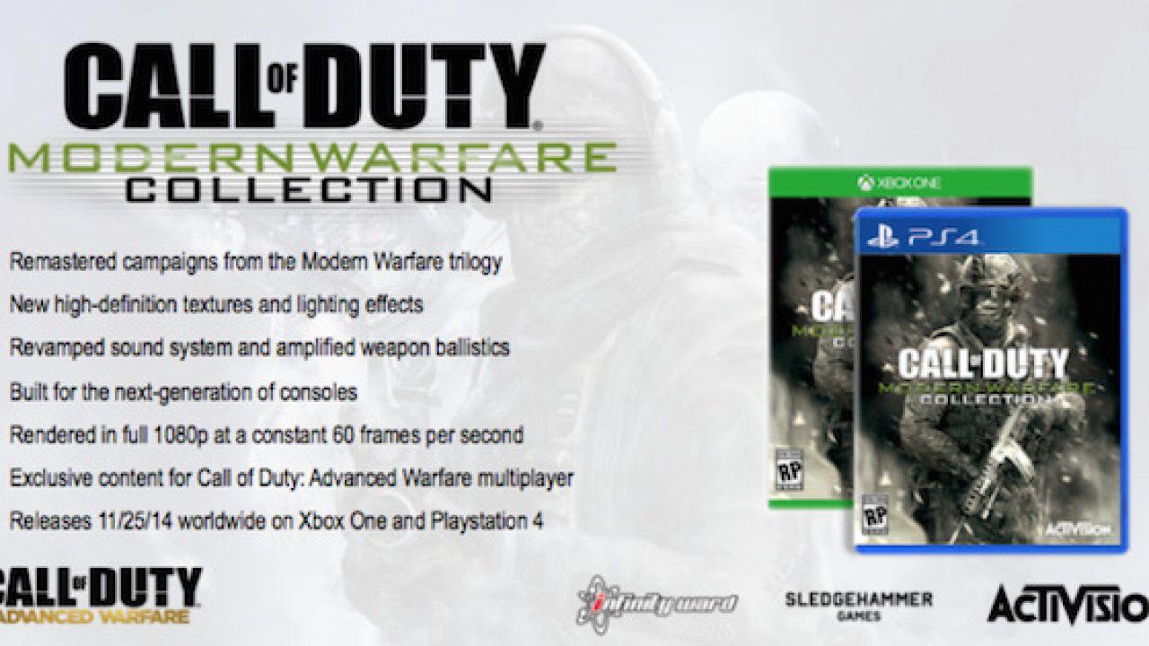 Trailer per la Collection 4 di Modern Warfare