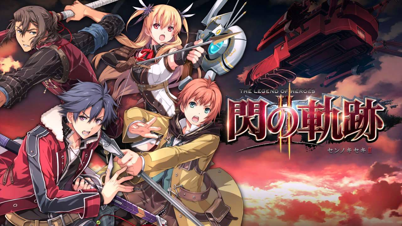 Trails of Cold Steel II Remastered per PS4 ha una data di lancio in Giappone