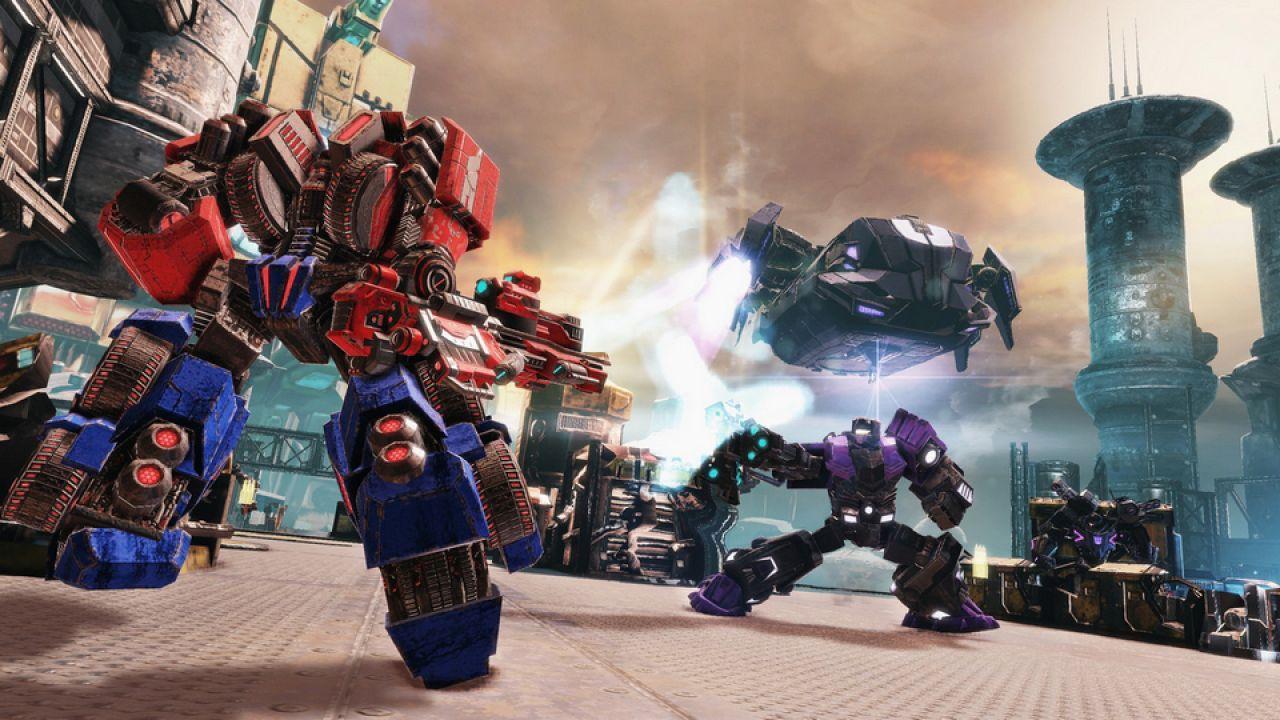 Transformers: La Caduta di Cybertron: High Moon raddoppia permanentemente i punti esperienza