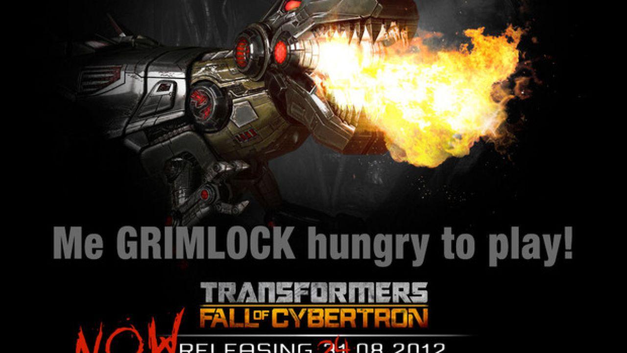 Transformers: La Caduta di Cybertron in arrivo oggi nei negozi italiani