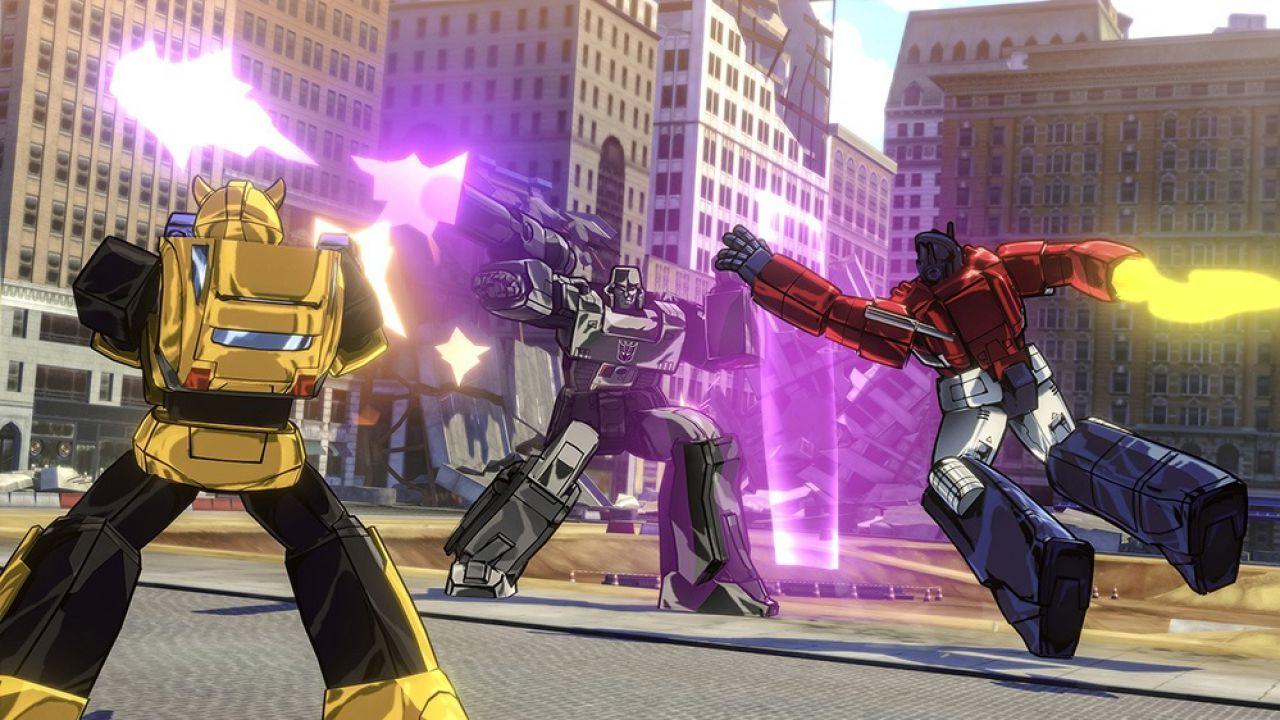 Transformers Devastation: Bumblebee si mostra in alcuni schizzi