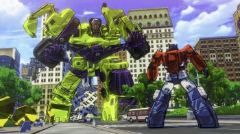 Transformers Devastation disponibile da oggi in Europa
