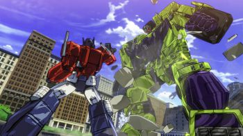 Transformers Devastation - Live Gameplay - Replica 11/12/2015