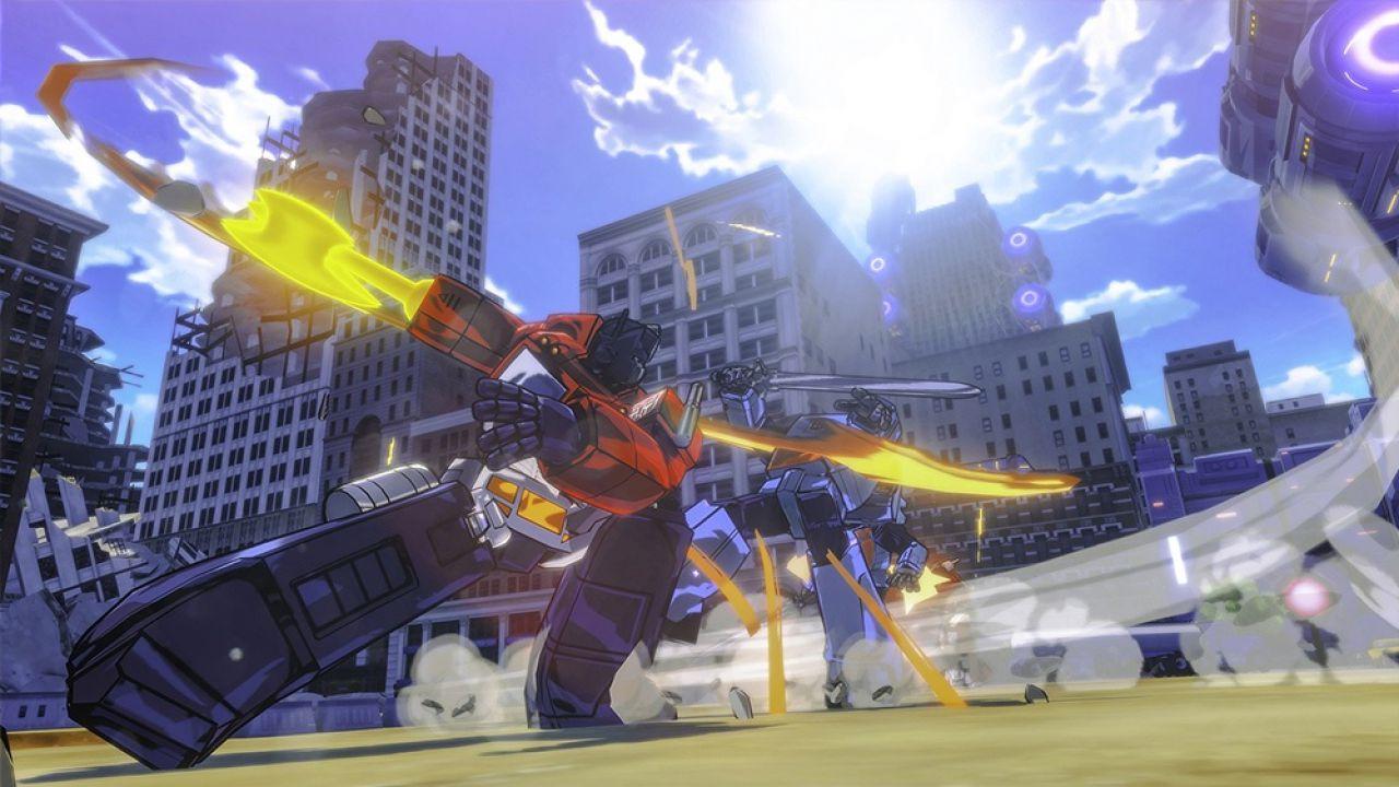 Transformers Devastation è il nuovo titolo dei Platinum Games?