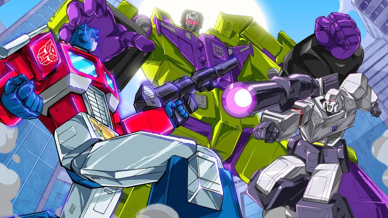 Transformers Devastation, Rocket League e Overwatch - Repliche Live 14/10/2016