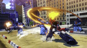 Transformers Devastation: video confronto fra Ps4 e Xbox One