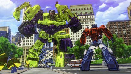 Transformers Devastation: video recensione