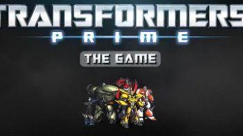 Transformers Prime è in arrivo anche per Nintendo Wii U?