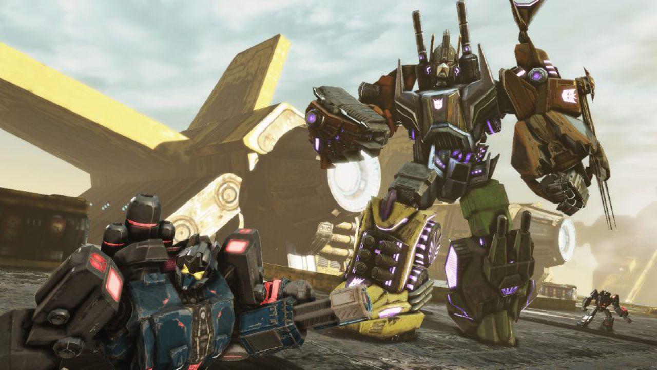 Transformers Rise of the Dark Spark: nuovo trailer del gioco