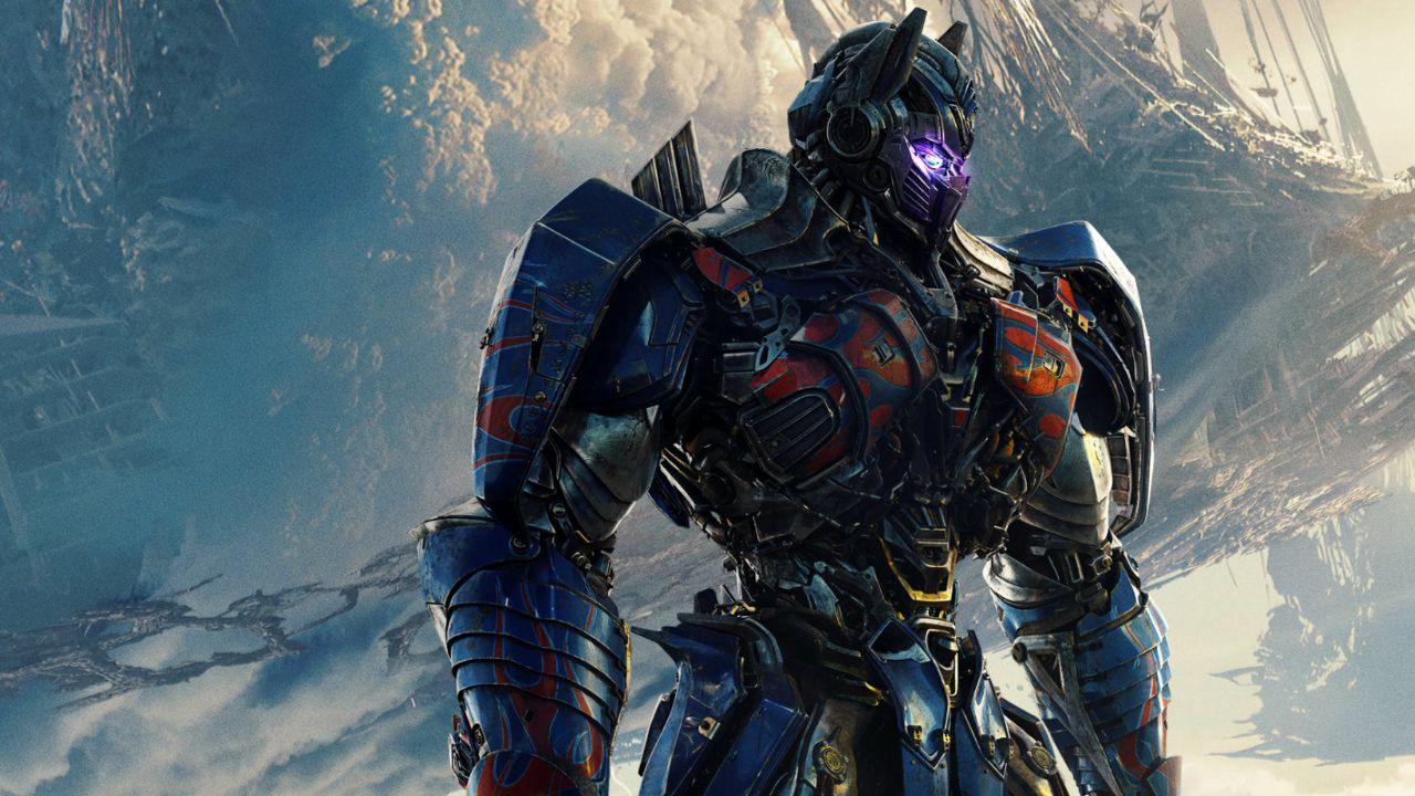 Transformers, la saga rinasce: annunciato il nuovo film live-action!