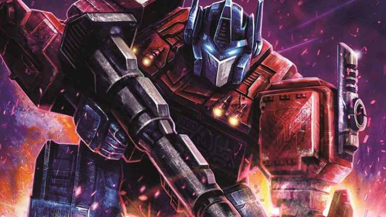Transformers: War For Cybertron: Siege, rivelati cast e sinossi del film Netflix