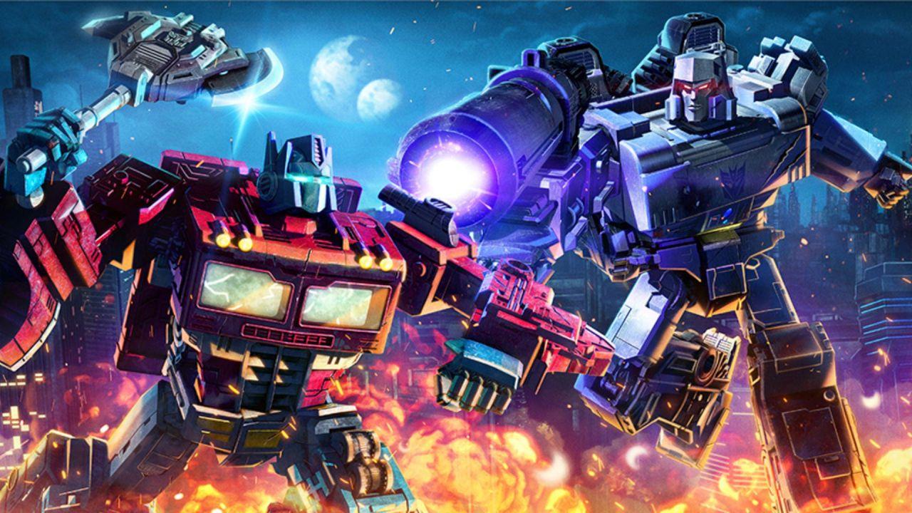 Transformers: War for Cybertron Trilogy, Netflix annuncia la data d'uscita di Earthrise
