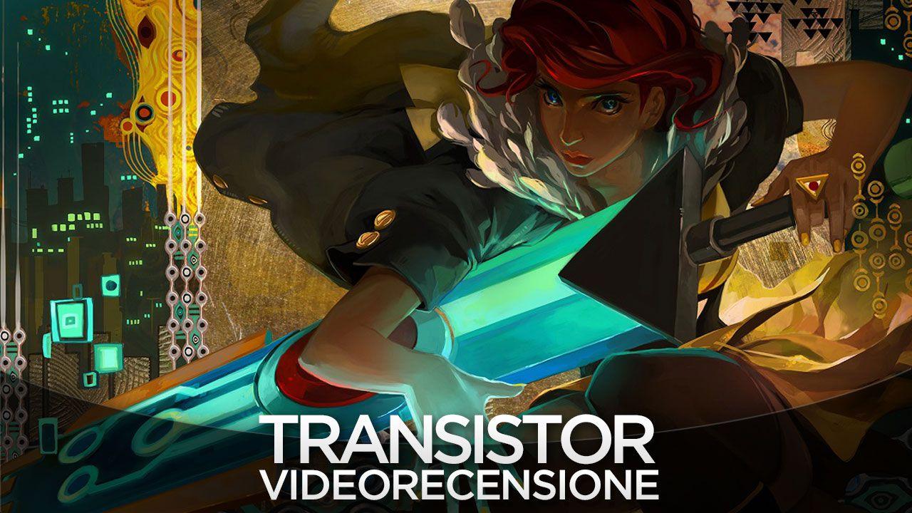 Transistor utilizzerà la light bar del DualShock 4 per rappresentare la spada