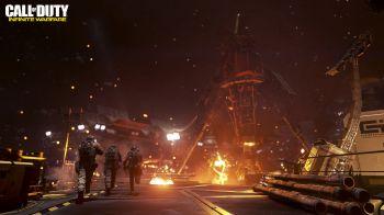 Trapela un video gameplay del multiplayer di Call of Duty Infinite Warfare