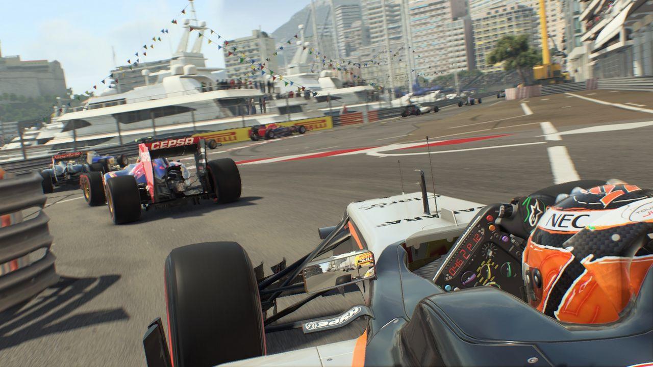 Trapela un video gameplay di F1 2015