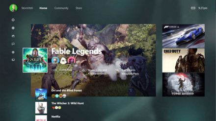 Trapelano i primi video dedicati alla nuova interfaccia di Xbox One