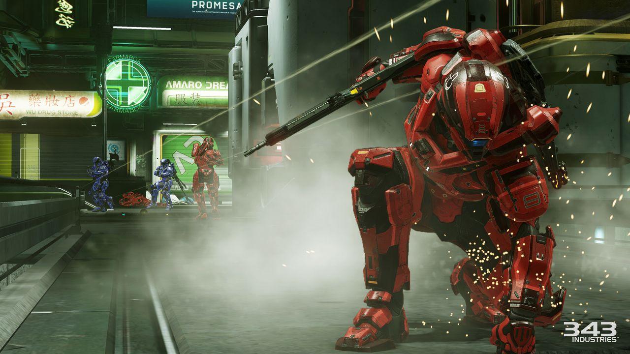 Trapelano sul web la colonna sonora ed alcuni scatti di Halo 5: Guardians