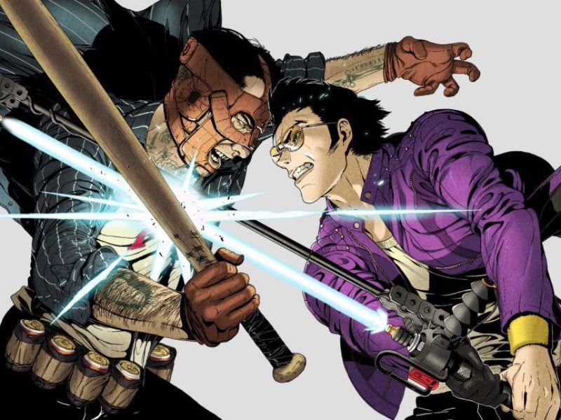 Travis Strikes Again No More Heroes: i boss sono i protagonisti dei nuovi artwork