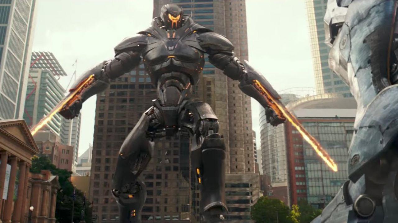 Tre nuovi poster IMAX per Pacific Rim - La rivolta