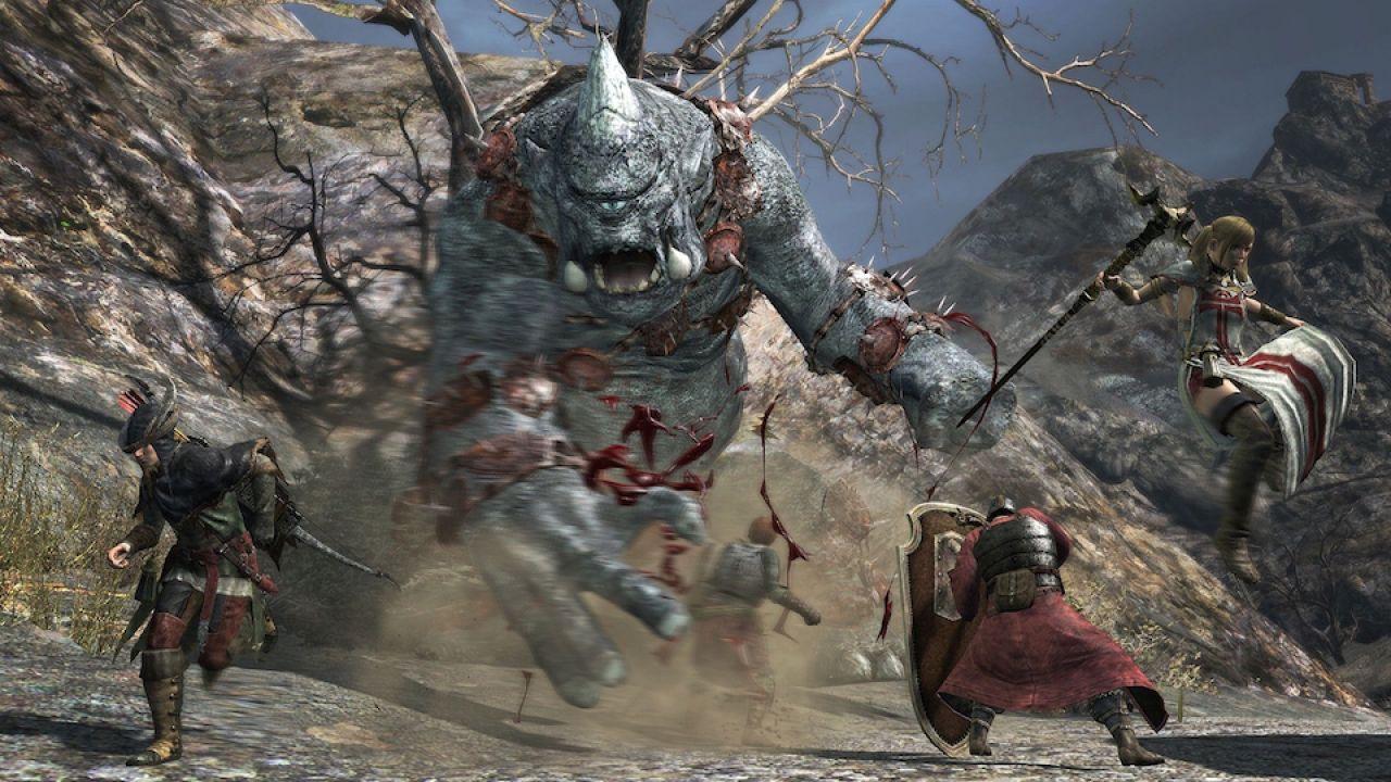 Tre nuovi video di Dragon's Dogma Online