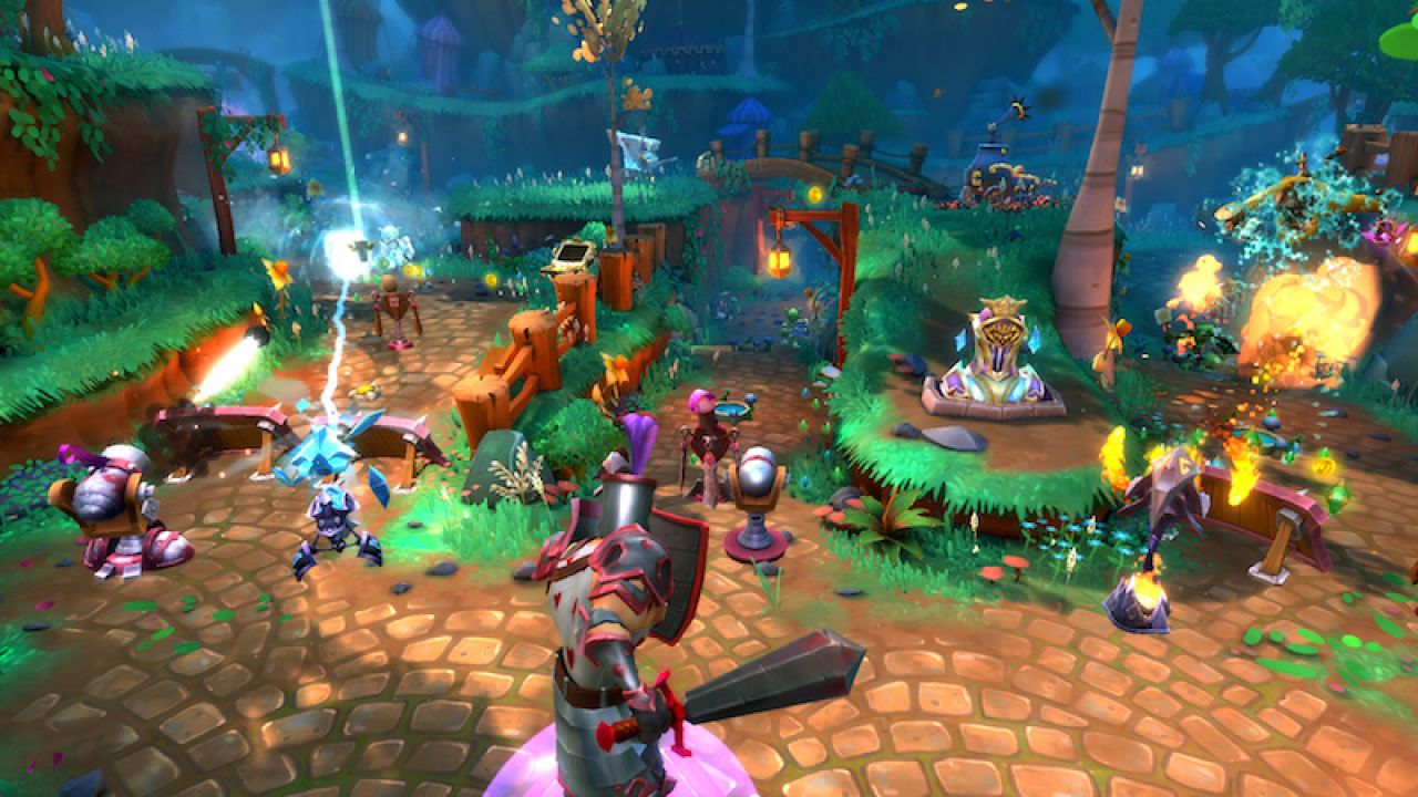 Trendy Entertainment annuncia Dungeon Defenders 2
