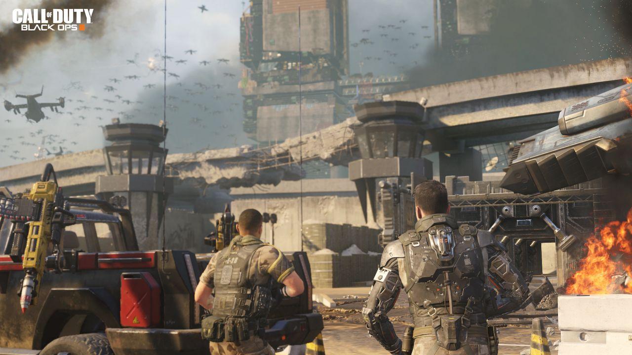 Treyarch parla della risoluzione e del framerate di Call of Duty Black Ops 3