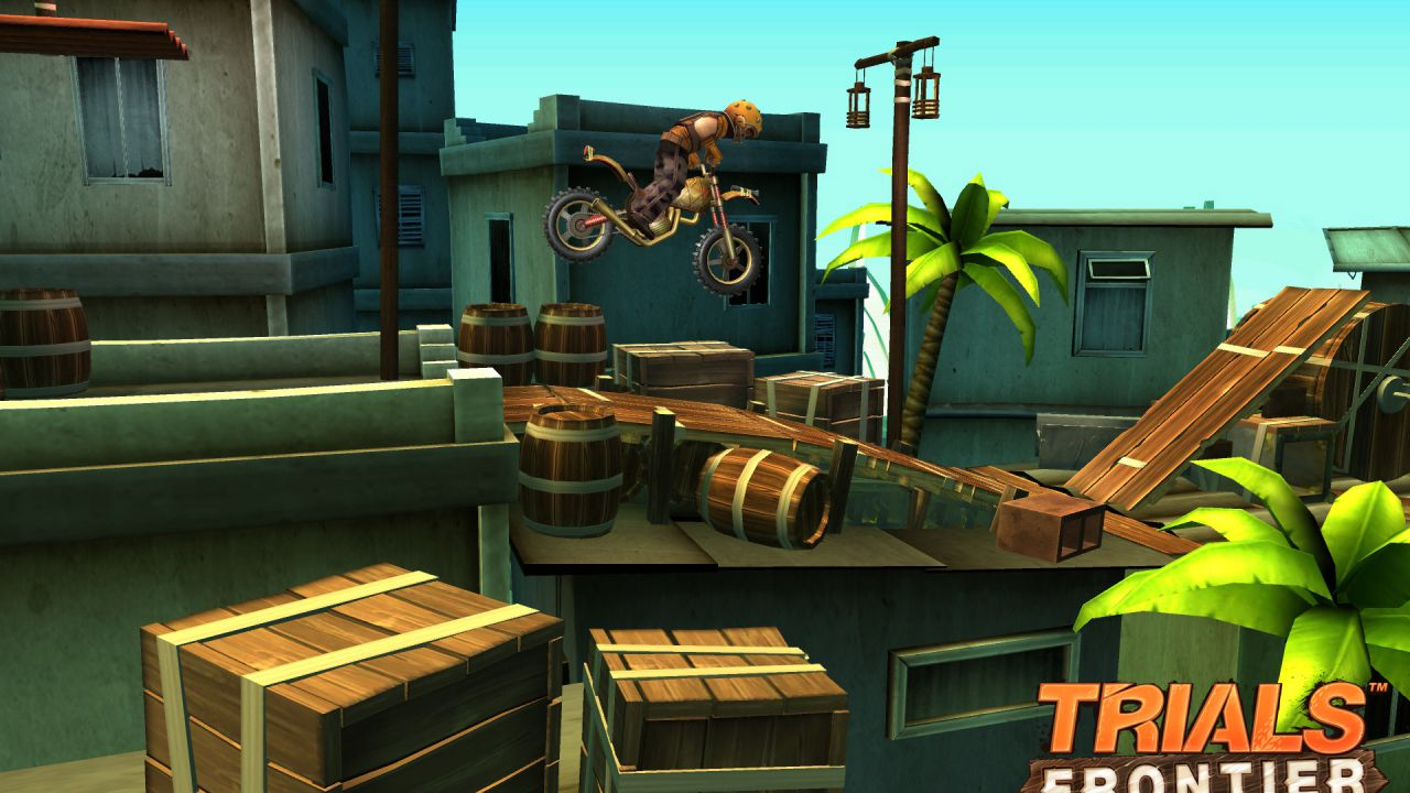 Trials Frontier, sei milioni di download in una settimana