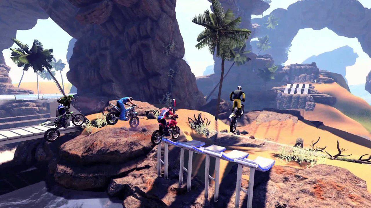 Trials Fusion: arriva il multiplayer online