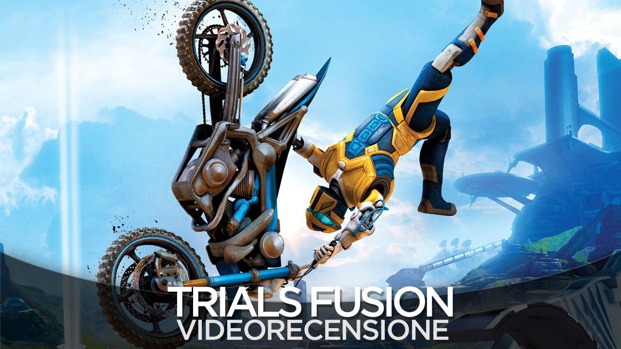 Trials Fusion: dettagli sul DLC Welcome to the Abyss