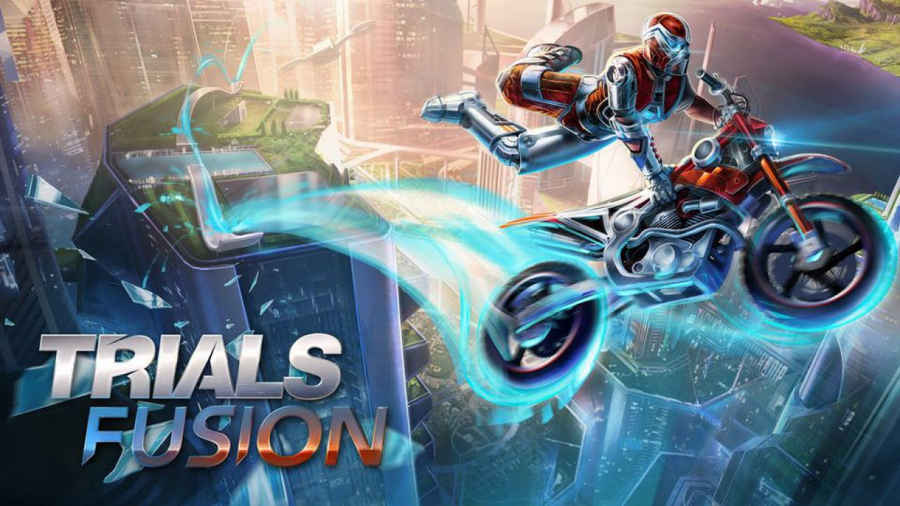Trials Fusion: disponibile un aggiornamento gratuito