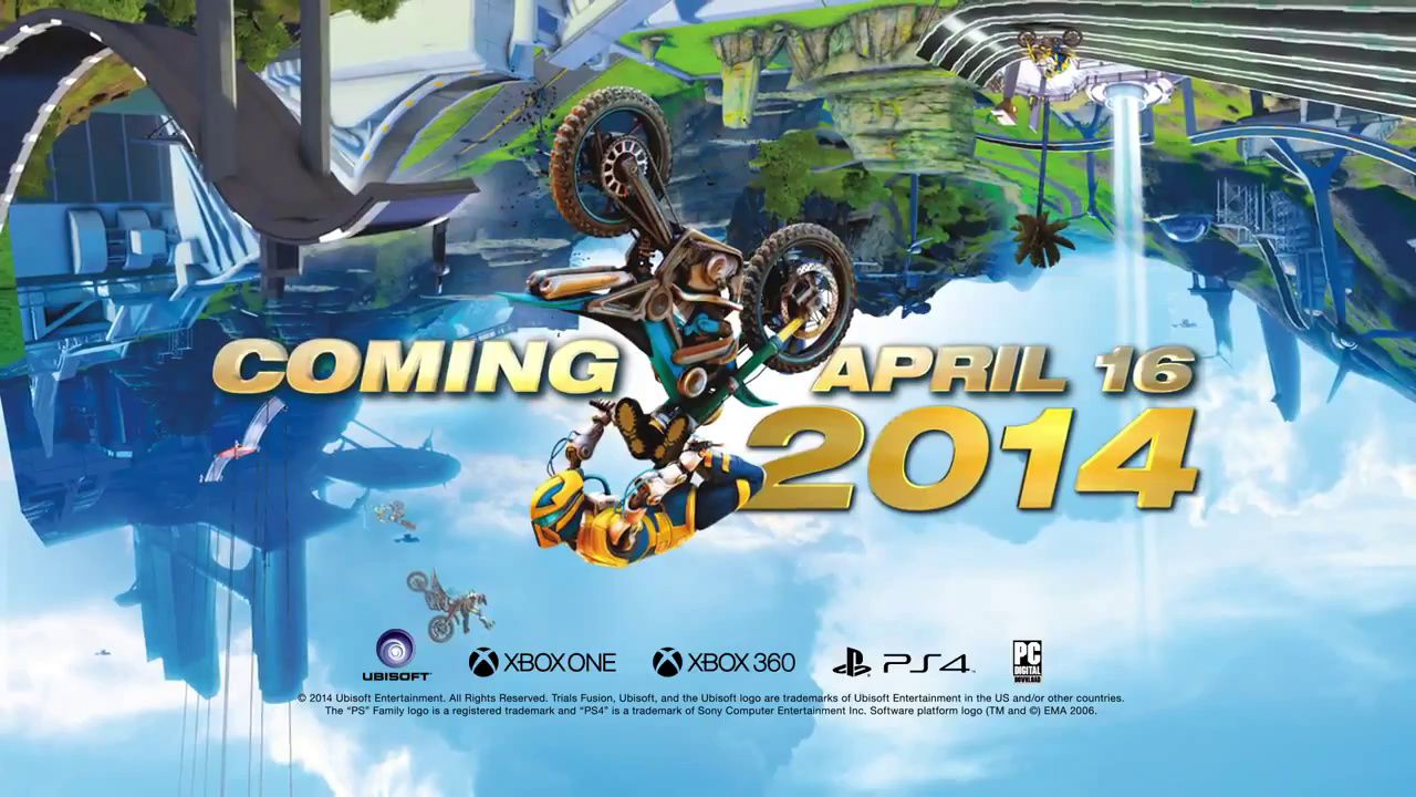 Trials Fusion: disponibile il DLC Welcome to the Abyss