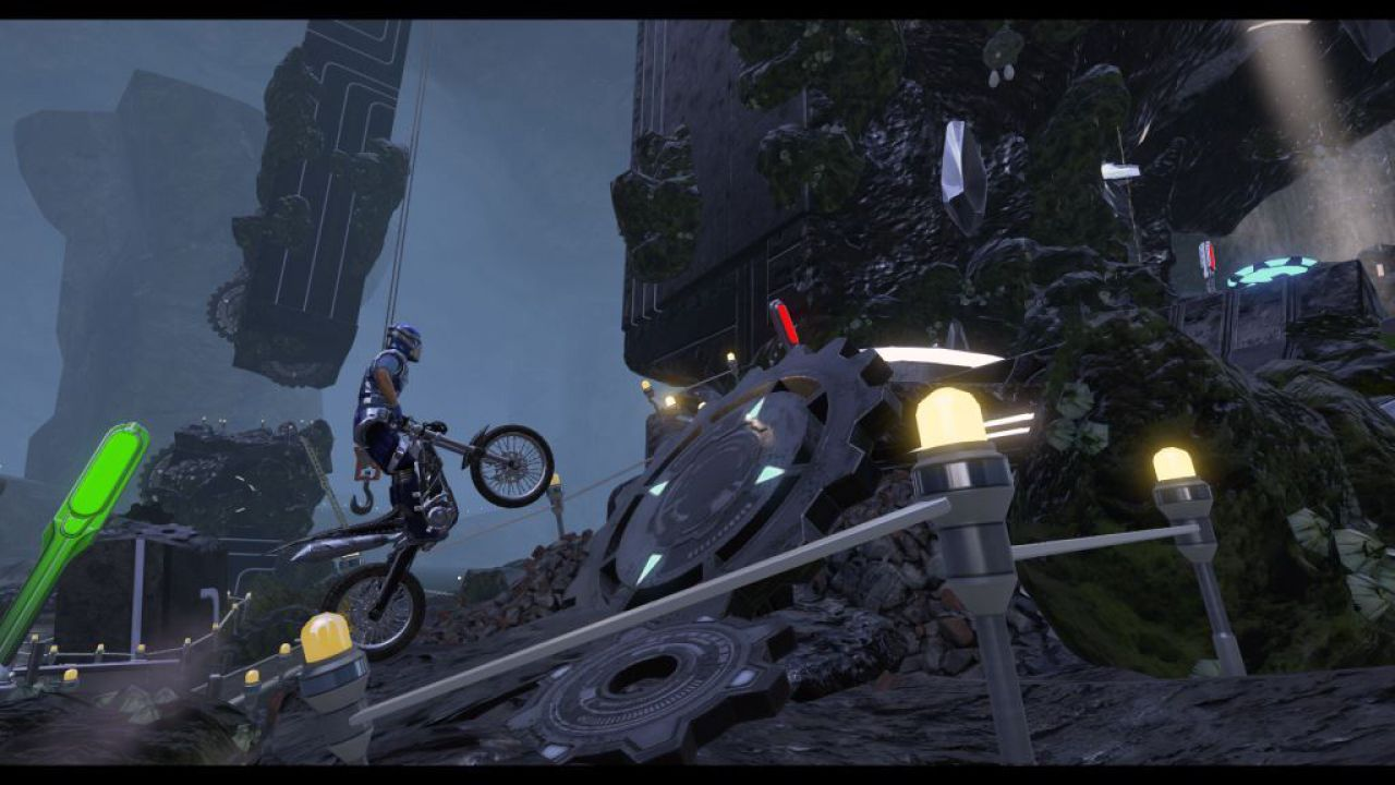 Trials Fusion: disponibile il primo DLC Riders of the Rustland