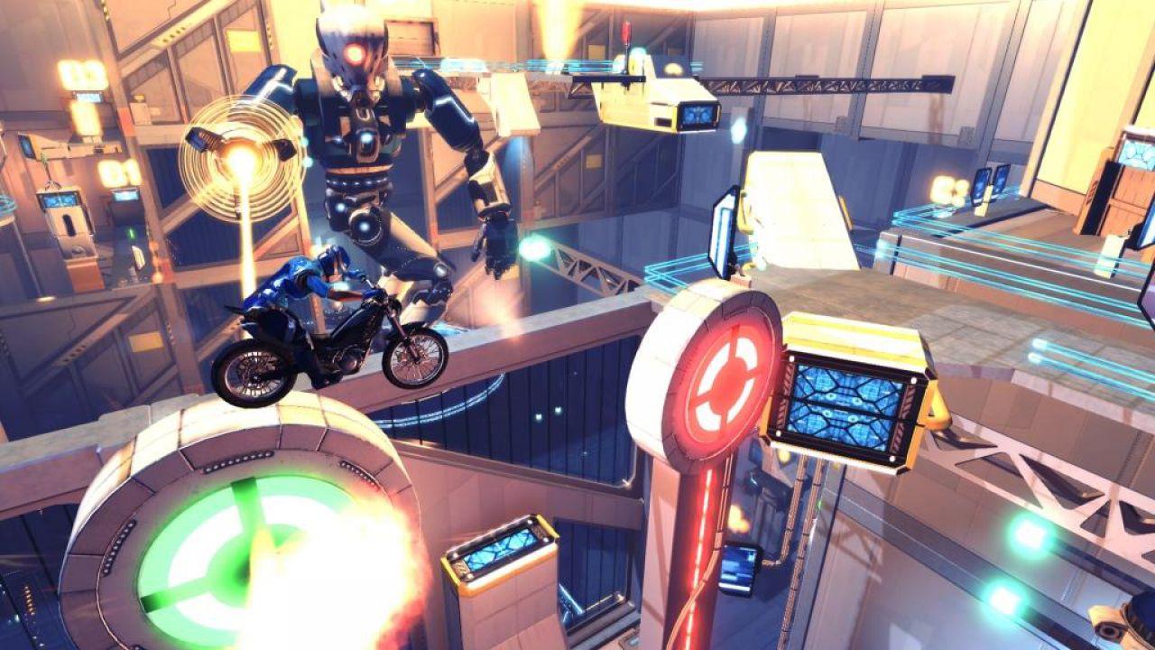 Trials Fusion: nuove immagini per il DLC Welcome to the Abyss