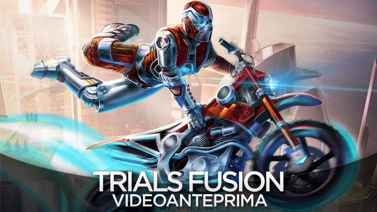 Trials Fusion scontato su Xbox One e Xbox 360
