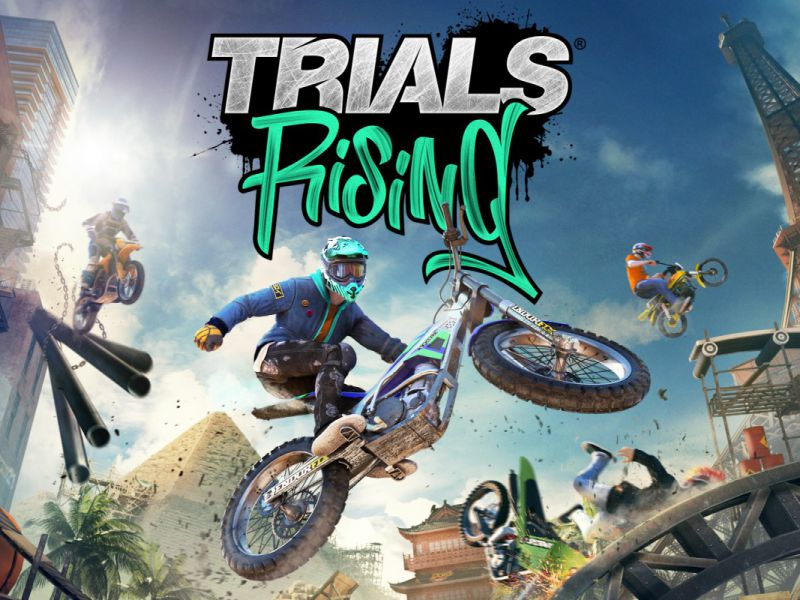 Trials Rising is free on PC: here's how to redeem it