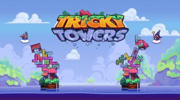 Tricky Towers giocato su Twitch - Replica Live