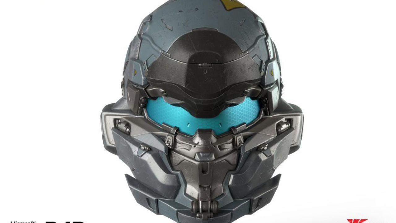 Triforce presenta i caschi di Halo 5: Guardians
