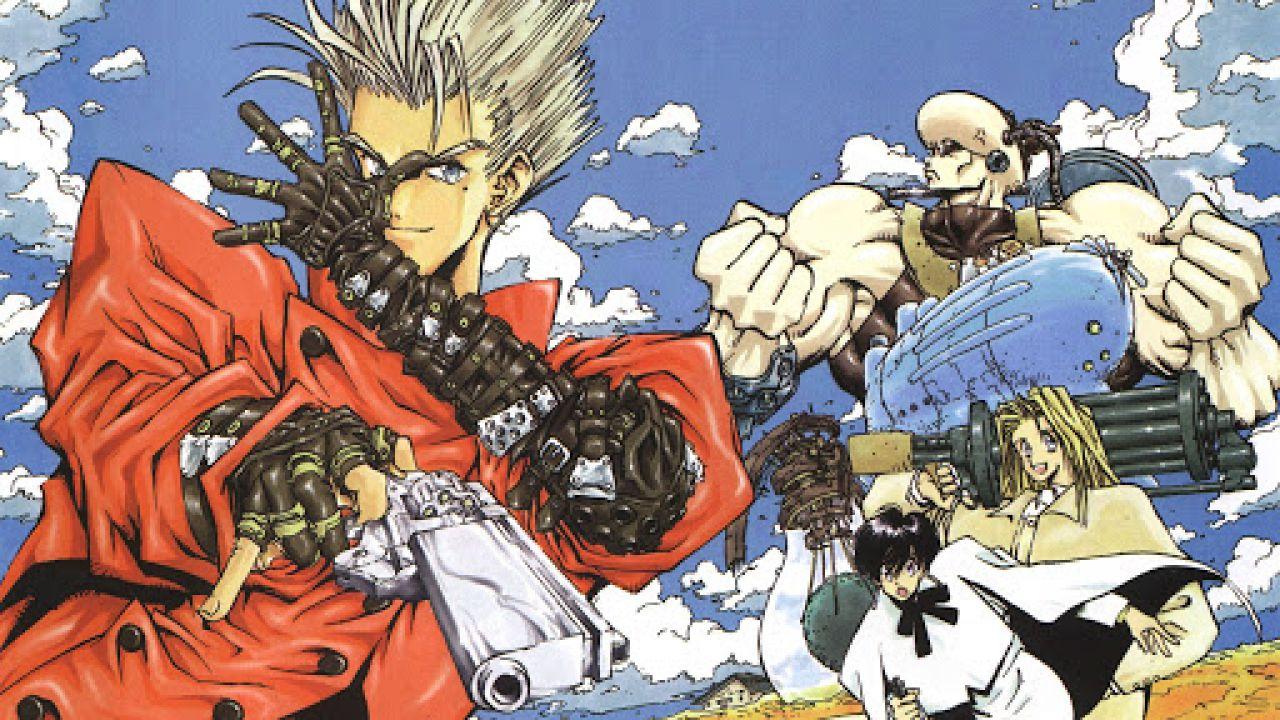 Trigun: il manga di Yasuhiro Nightow compie ben 25 anni